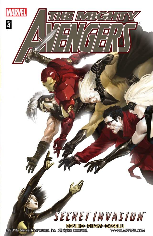 Mighty Avengers Vol. 4: Secret Invasion Book 2