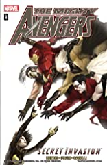 Mighty Avengers Vol. 4: Secret Invasion Book 2