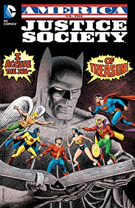 America Vs. The Justice Society