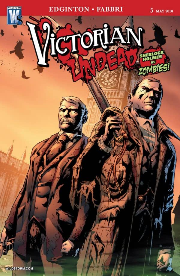 Victorian Undead #5 (of 6)