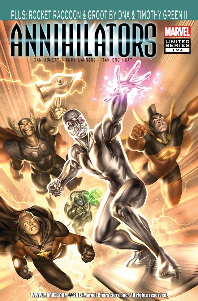 Annihilators No.1 (sur 4)