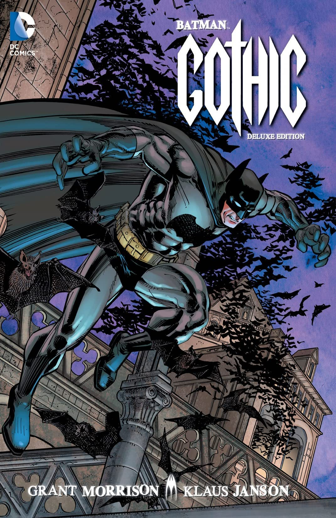 Batman: Gothic: Deluxe Edition