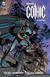 Batman: Gothic: Deluxe Edition