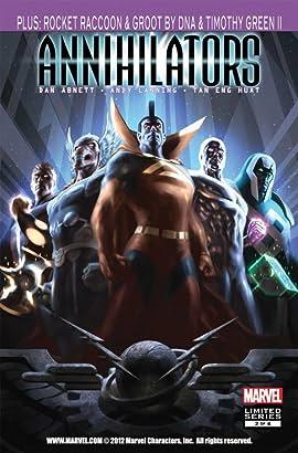 Annihilators #2 (of 4)