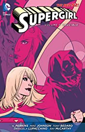 Supergirl (2011-2015) Vol. 6: Crucible