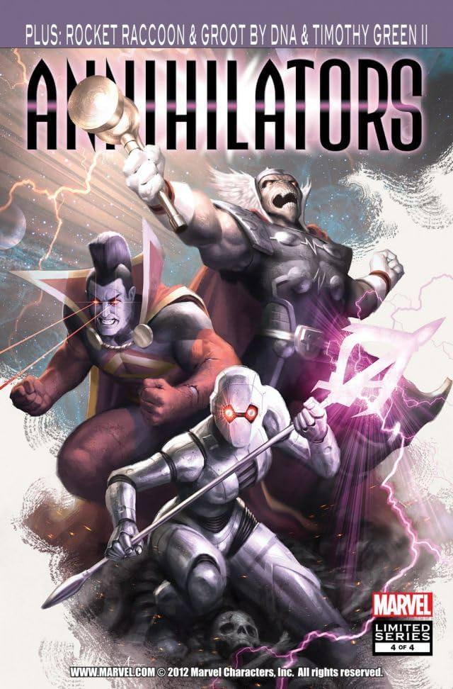 Annihilators No.4 (sur 4)
