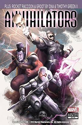 Annihilators #4 (of 4)