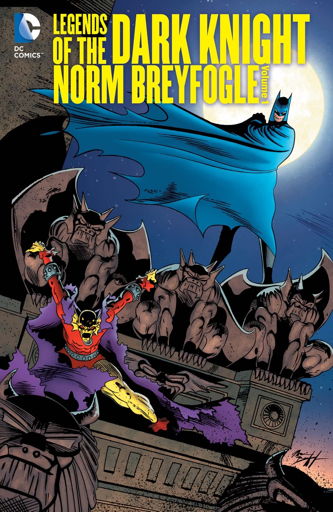 Legends of the Dark Knight: Norm Breyfogle Tome 1