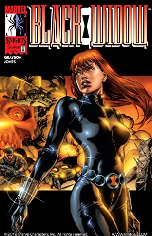 Black Widow (1999) #1
