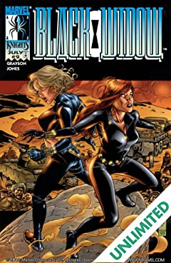 Black Widow (1999) #2