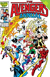 Avengers (1963-1996) Annual #15