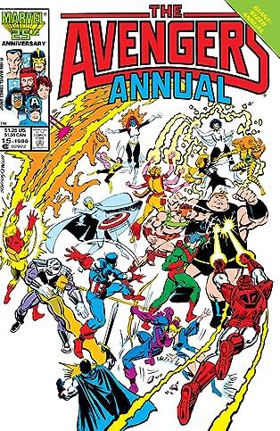 Avengers (1963-1996) Annual #15