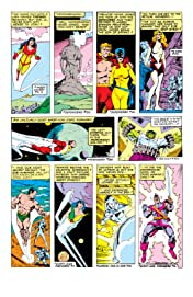 Avengers West Coast (1985-1994) Annual #1