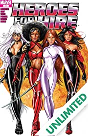 Heroes For Hire (2006-2007) #4