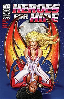Heroes For Hire (2006-2007) #5