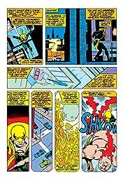 Iron Fist (1975-1977) #1
