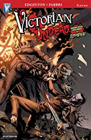 Victorian Undead #6