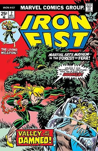 Iron Fist (1975-1977) No.2