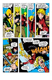 Iron Fist (1975-1977) #5