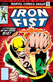Iron Fist (1975-1977) #8