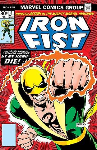 Iron Fist (1975-1977) No.8