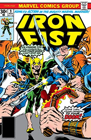 Iron Fist (1975-1977) No.9