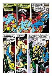 Iron Fist (1975-1977) #9