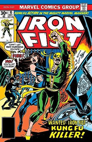 Iron Fist (1975-1977) #10