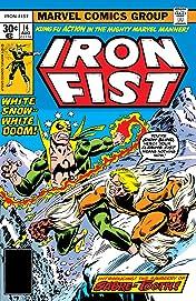 Iron Fist (1975-1977) #14