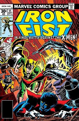 Iron Fist (1975-1977) No.15