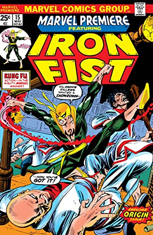 Marvel Premiere (1972-1981) No.15