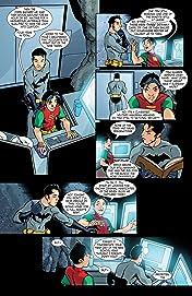 Robin (1993-2009) #121