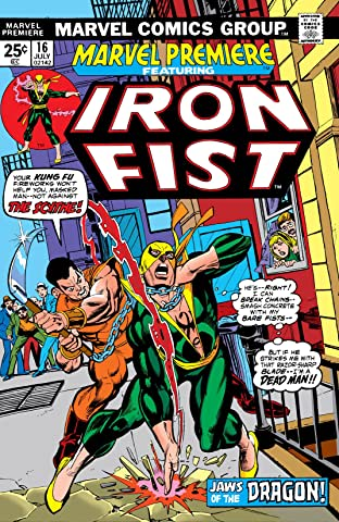 Marvel Premiere (1972-1981) No.16