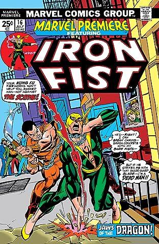 Marvel Premiere (1972-1981) #16