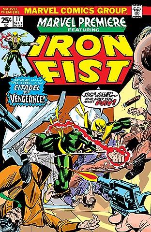 Marvel Premiere (1972-1981) No.17
