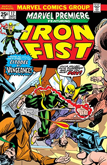 Marvel Premiere (1972-1981) #17