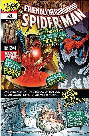 Friendly Neighborhood Spider-Man (2005-2007) #24