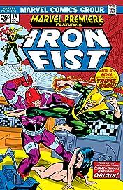 Marvel Premiere (1972-1981) #18