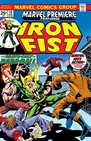 Marvel Premiere (1972-1981) No.19