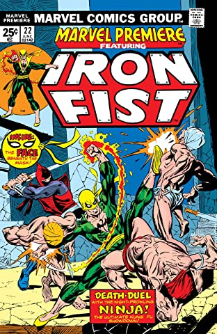 Marvel Premiere (1972-1981) No.22