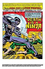 Marvel Premiere (1972-1981) #22