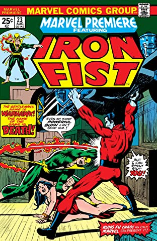 Marvel Premiere (1972-1981) No.23