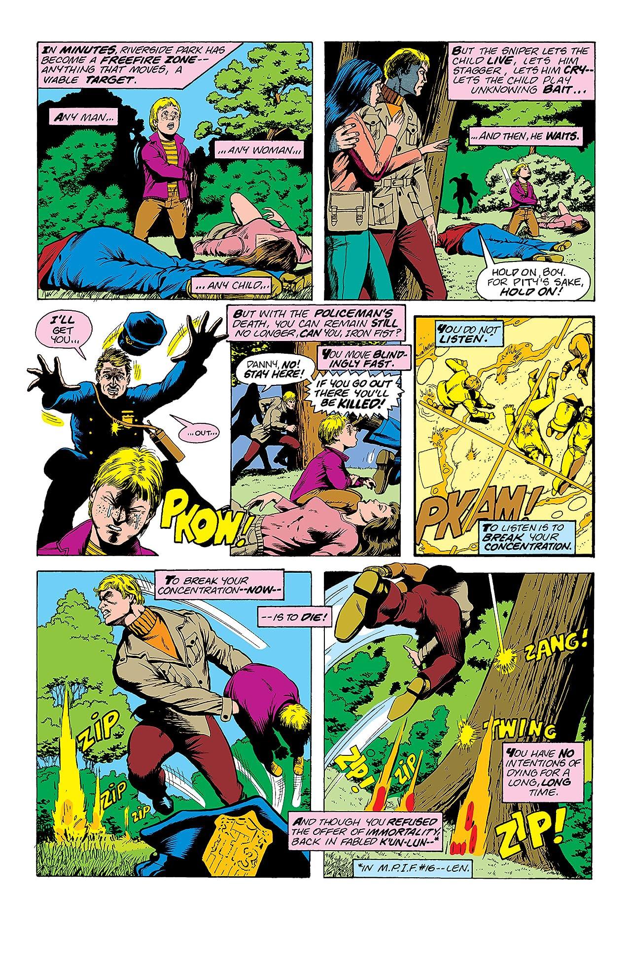 Marvel Premiere (1972-1981) #23