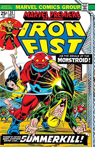 Marvel Premiere (1972-1981) #24