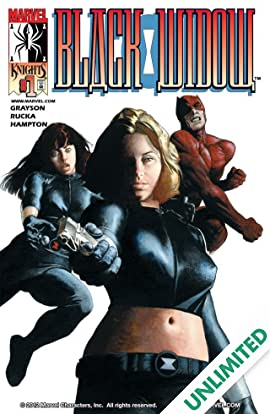 Black Widow (2001) #1