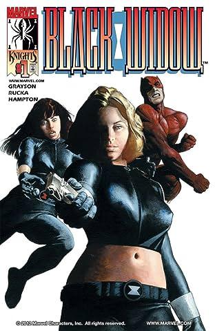 Black Widow (2001) #1