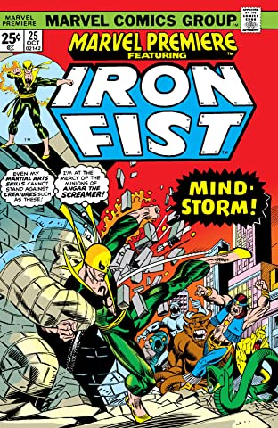Marvel Premiere (1972-1981) No.25