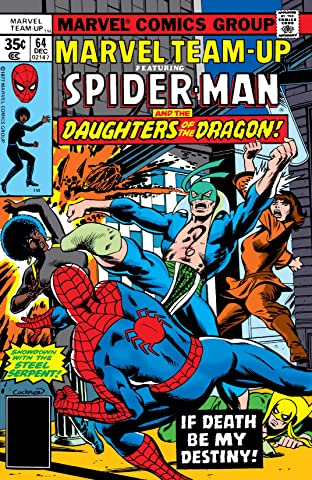Marvel Team-Up (1972-1985) No.64