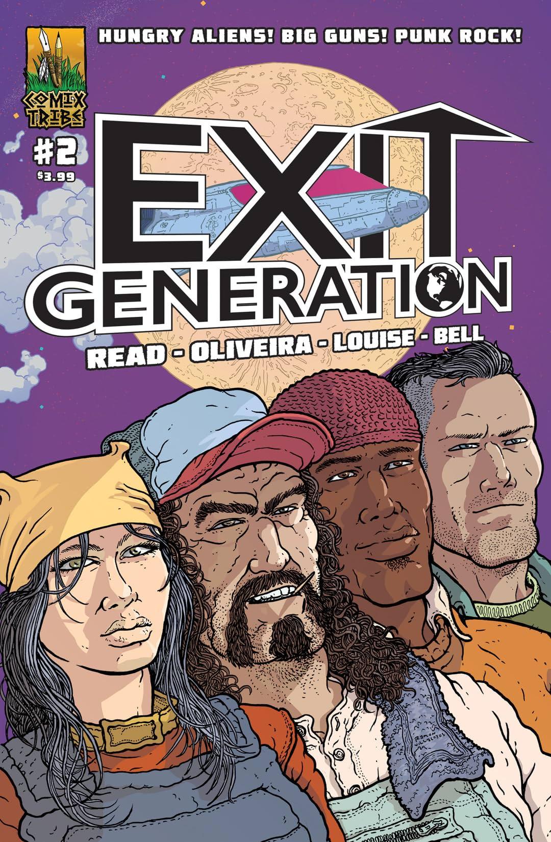Exit Generation #2