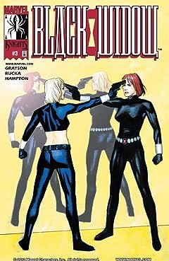 Black Widow (2001) #3